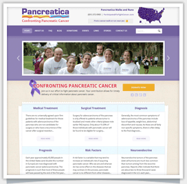 Pancreatica - Non-Profit Organization for Pancreatic Cancer Research, Education and Awareness, Monterey, CA